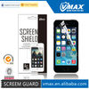 Manufacturer Price Matte PET LCD screen protector for iPhone 5 iPhone 5c iPhone 5s Protective Film