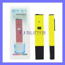 Portable Digital PH Meter Price Good Pen Type PH-009 PH-107