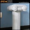 Roman round new style big stone column cladding