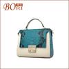 2014 bags fashion brand imitations snake skin handbag