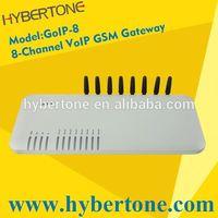 GoIP GSM Gateway,8 port goip gsm/cdma gateway, GoIP-8,For VoIP