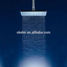 "8"" Super Large Bathroom Showerhead Universal Shower Head Anti-limescale Rubber"