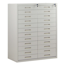 Drawing&Map&Paint Storage Cabinet / Grey Filing Cabinet
