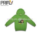 New style pirate printed kid hoody pullover outerwear boy hooded sweatshirt