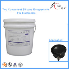 Two component liquid sealant for potting