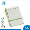 Eco Friendly Spiral Memo Pad Practical Notepad With Pen Customized Scratch Pad