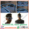 2014 hot party rave el wire glasses