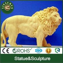 Lisaurus-LA Life like fiberglass lion statues for decoration