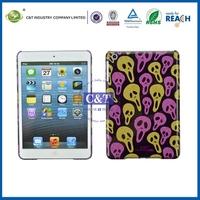 New Design Travel Style crystal hard case for ipad mini 2