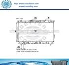 Auto Radiator For HYUNDAI TRAJET V6 99 2.0 MT OEM:253103A200