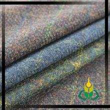 Wholesale plain resistant shirting fabric suit 100% cashmere