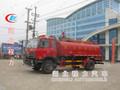 dongfeng 4x2 8000 litros para 10000 litros tanque de água de combate a incêndio do caminhão
