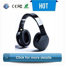 2014 New arrival stereo bluetooth waterproof speaker headset mp3