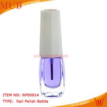 Buena calidad bienvenida modificado para requisitos particulares botella de uñas esmalte de uñas esmalte