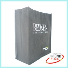 Promotional high quality non-woven folding shopping bag