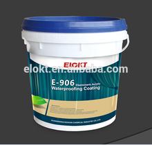 E-906 Elastic Acrylic Waterproof Roofing coating with UV Resistance