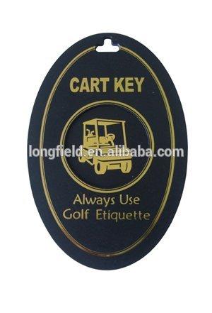 High Quality ABS Custom Golf Bag Tag
