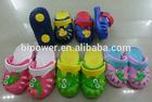 whole fit eva kids carpenterworm sandals with duck