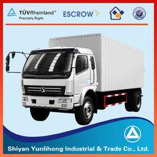 Light duty van cargo truck