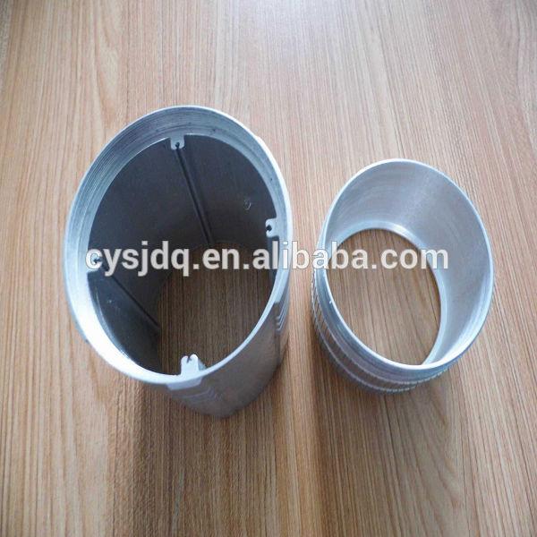 Aluminum processing/AL6061/Drawn alum/Machine casting/CNC