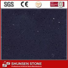 ultime tendenze decorative di cristallo blu marmo artificiale di cristallo piastrelle solaio px0028