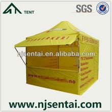 portable sun shelter material/folding gazebo 2x2