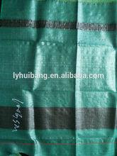 3 years UV green/black pp weed mat