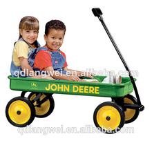fire wood cart John Deer Green kids wagon tc4024 fire wood cart