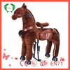 HI EN71 Promotional large plastic toy horses,kids toys plastic horses,big toy horse