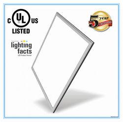 led flat panel lighting dlc ul cool white/nature white, daylight white 60w factory price