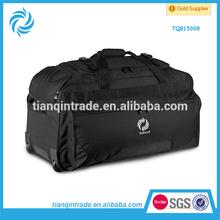 Soccer kit bag wheels sport bag with trolley