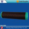 Knitting Products Nylon Elastic Filament Dope Dyed Black