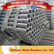LOW CARBON MATERIAL WELDED G.I. PIPE TUBE