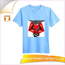 180GSM 2015 summer new style custom o-neck t-shirts men