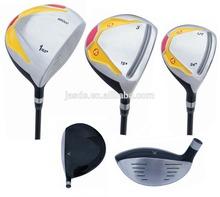 Palos de golf baratos, los clubes de aluminio