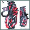 2015 cool design golf stand bag with cooler pocket