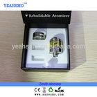 yeahsmo electronic cigarette!!! 2014 latest zenith rda zenith v2 rda clone/zenith atomizer made in china alibaba express
