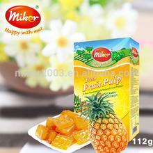miker fresh pineapple fruit granules