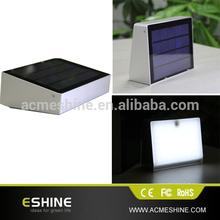 Holiday Sale! Solar Power Panel 53 LED Fence Gutter Lobby Pathway Solar sensor fense light