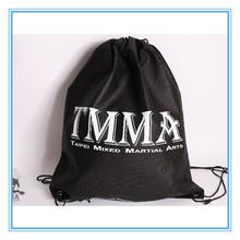 customized 190t nylon drawstring bag nylon bags with drawstrings