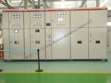 thyristor switched high voltage power factor improver