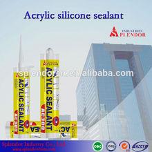 Splendor acetic Silicone Sealant supplier/ silicone sealant/ glass silicone sealant/ ducting silicone sealant