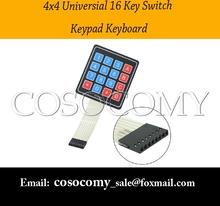 4 x 4 Matrix Array 16 Key Membrane Switch Keypad Keyboard