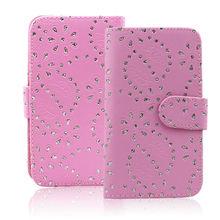 china wholesale wallet leather flip case for motorola atrix 4g