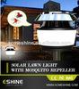 0.6 W 80 lm Solar Mosquito Killer 2200mAh 3.7 Volt lantern light