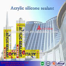 Splendor acetic Silicone Sealant supplier/ silicone sealant/glass silicone sealant/ silicone sealant with plastering machine