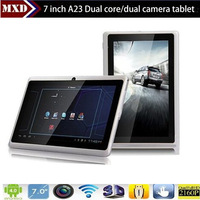 Cheapest 7 inch android 4.2mid tablet pc with Dual core dual camera 512MB/4GB