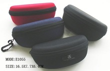 2014 new style leather reading glasses case 3d cute glasses,bling glasses case