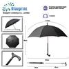new invention gift item walking stick handles walking stick cum umbrella for elder