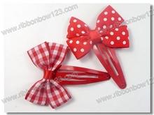 ribbon hair bow japanese hair accessories